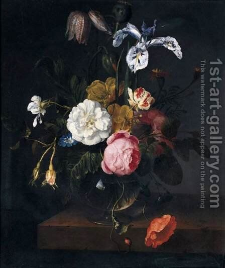 Still-Life by Cornelis Kick - Reproduction Oil Painting