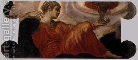 Allegory of Faith 2 by Jacopo Tintoretto (Robusti) - Reproduction Oil Painting