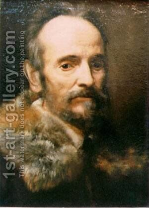 Allori by Cristofano Allori - Reproduction Oil Painting