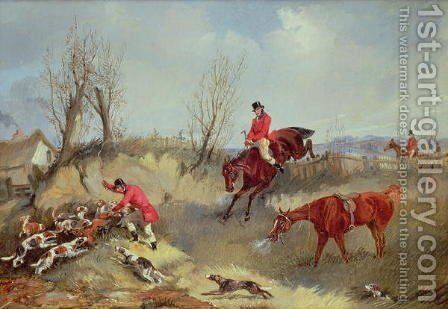 The Kill by Giovanni Baglione - Reproduction Oil Painting