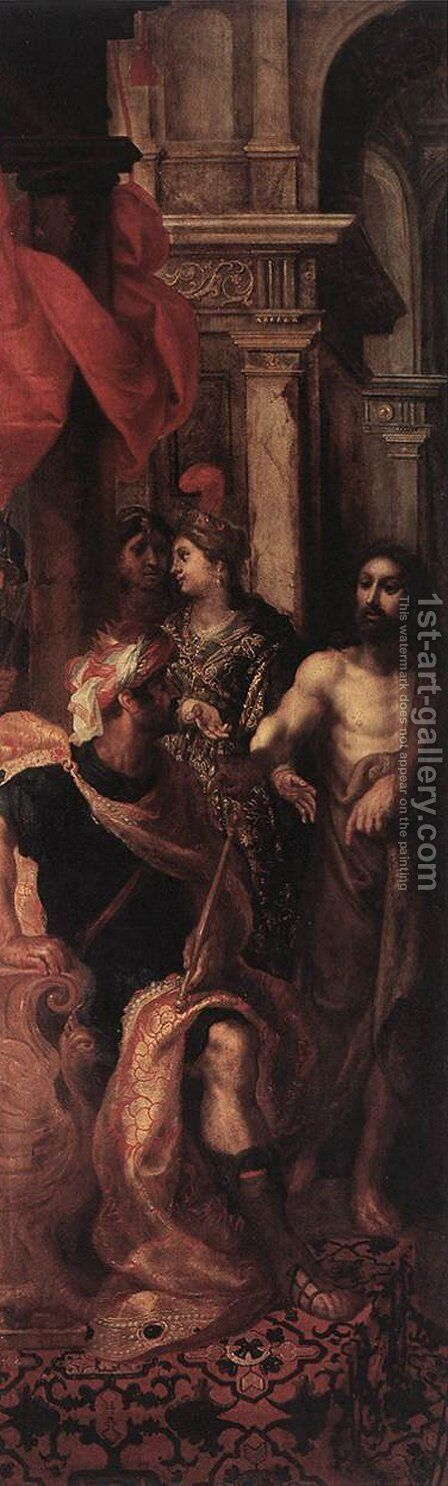Wings of an Altarpiece 1620 3 by Hendrik van Balen, I - Reproduction Oil Painting
