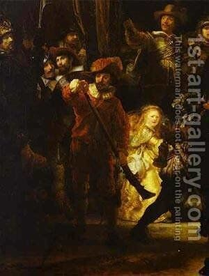 Rembrandt28 by Harmenszoon van Rijn Rembrandt - Reproduction Oil Painting