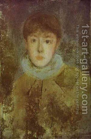 Maud Franklin 1875 by James Abbott McNeill Whistler - Reproduction Oil Painting