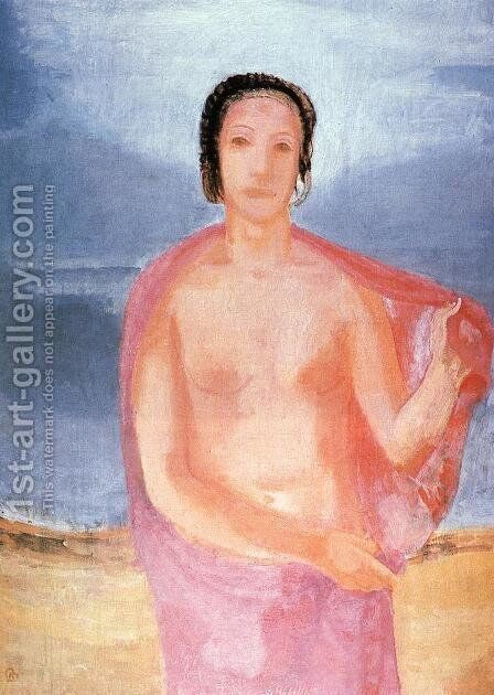 Venus 1932 by Ary Schefer - Reproduction Oil Painting