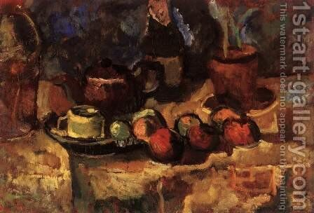 Still life by Carlton Alfred Smith - Reproduction Oil Painting
