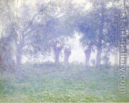 Morning Mist by Guy Rose - Reproduction Oil Painting