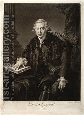 John Gregory by (after) Chalmers, Sir George - Reproduction Oil Painting