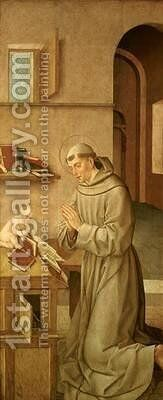 St Anthony of Padua by Taborda Vlame Frey Carlos - Reproduction Oil Painting