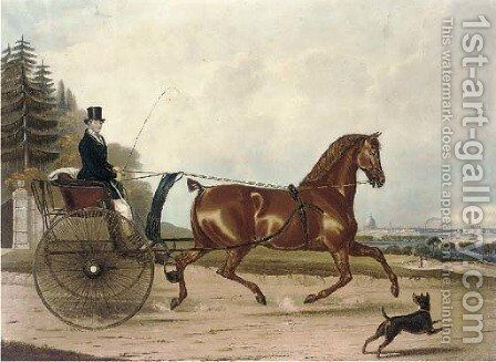 Artaxerxes (Siltzer 276), by R.G. Reeve by (after) Francis Calcraft Turner - Reproduction Oil Painting