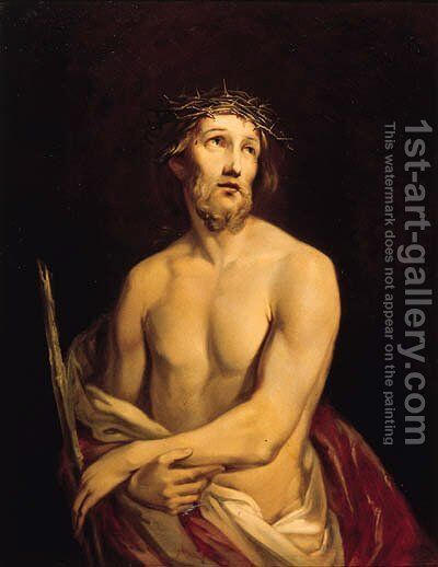 Ecce Homo by (after) Guido Reni - Reproduction Oil Painting