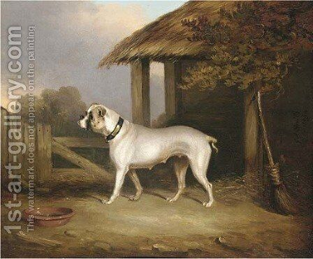 Lucy by (after) Smith, William - Reproduction Oil Painting