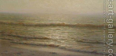 Seascape 2 by Alexander Thomas Harrison - Reproduction Oil Painting