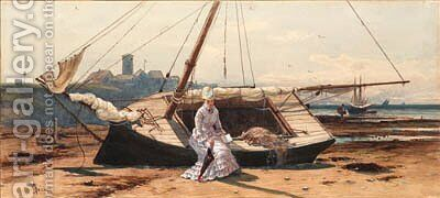 Bricher, Alfred Thompson by Alfred Thompson Bricher - Reproduction Oil Painting