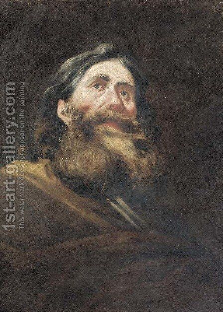 Saint Paul by (after) Bernhard Keil - Reproduction Oil Painting