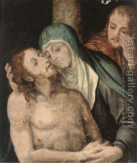 The Lamentation by (after) Luis De Morales - Reproduction Oil Painting