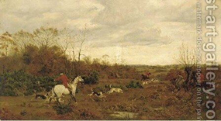 The cover side by Basil Bradley - Reproduction Oil Painting