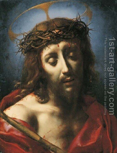 Ecce Homo by Carlo Dolci - Reproduction Oil Painting