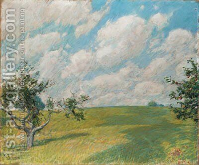 Hassam, Childe 2 by Childe Hassam - Reproduction Oil Painting