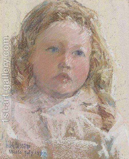 Sterling Turner by Childe Hassam - Reproduction Oil Painting