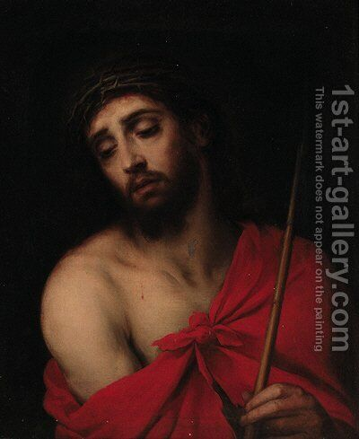 Ecce Homo by (after) Murillo, Bartolome Esteban - Reproduction Oil Painting