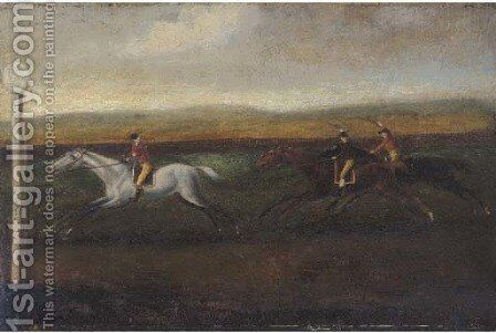 The finish by (after) Francis Sartorius - Reproduction Oil Painting
