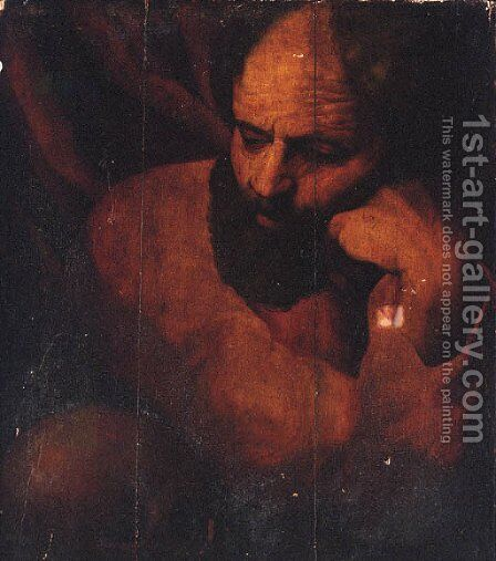 Saint Jerome by (attr. to) Floris, Frans - Reproduction Oil Painting