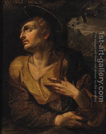 Jacob by (after) Jan Soens - Reproduction Oil Painting