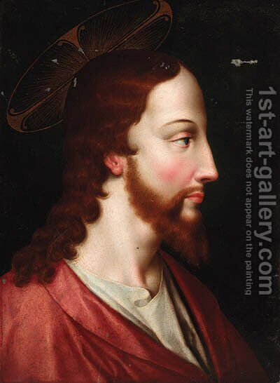 Christ by (after) Marcello Venusti - Reproduction Oil Painting