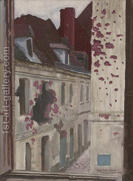 Arras by Colin Unwin Gill - Reproduction Oil Painting