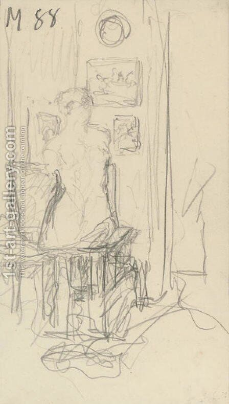 Venus de Milo by Edouard  (Jean-Edouard) Vuillard - Reproduction Oil Painting