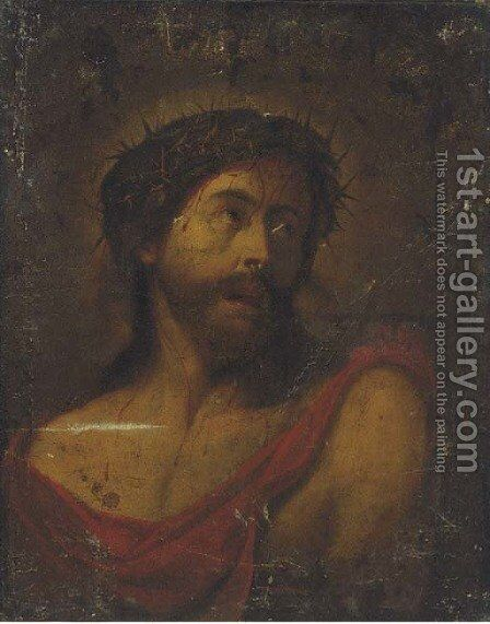 Ecce Homo 2 by (after) Guido Reni - Reproduction Oil Painting