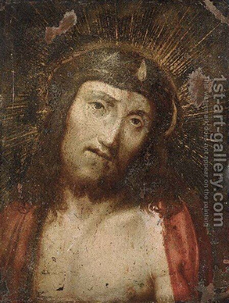 Ecce Homo by (after) Hendrick De Clerck - Reproduction Oil Painting