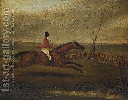 Tally Ho by (after) Henry Alken - Reproduction Oil Painting