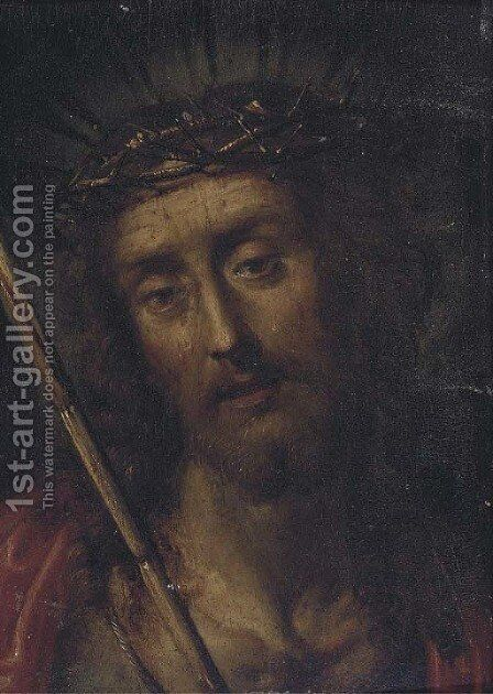 Ecce Homo by (after) Tiziano Vecellio (Titian) - Reproduction Oil Painting