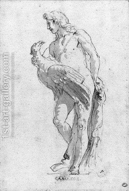Untitled 2 by Giovanni Battista Tiepolo - Reproduction Oil Painting