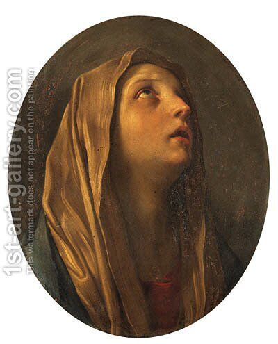 The Mater Dolorosa by Guido Reni - Reproduction Oil Painting