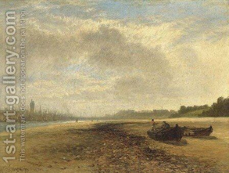 Liverpool by Henry Thomas Dawson - Reproduction Oil Painting
