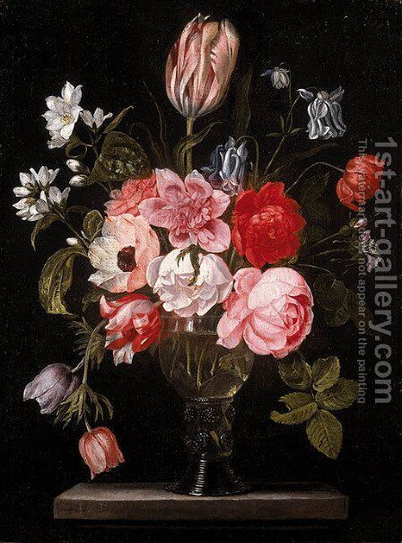 Untitled by Jan The Elder Brueghel - Reproduction Oil Painting