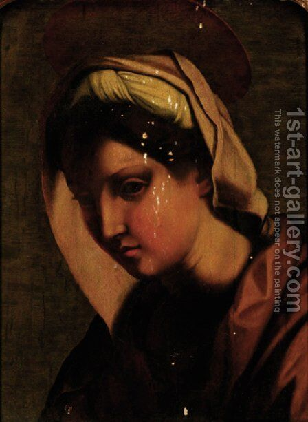 Saint Anne by (after) Andrea Del Sarto - Reproduction Oil Painting