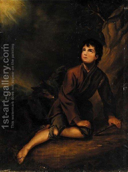 The runaway by Bartolome Esteban Murillo - Reproduction Oil Painting
