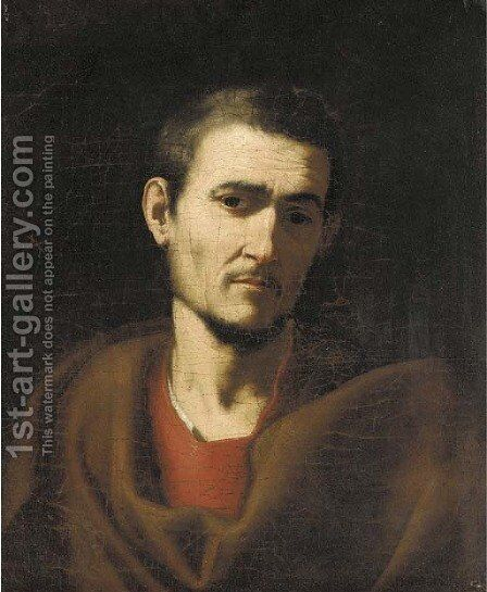 Saint Philip by (after) Jusepe De Ribera - Reproduction Oil Painting