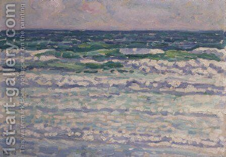Marine by Theo Van Rysselberghe - Reproduction Oil Painting