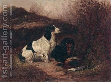 Waiting For Master by Colin Graeme Roe - Reproduction Oil Painting