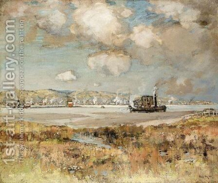 The Channel by James Kay - Reproduction Oil Painting