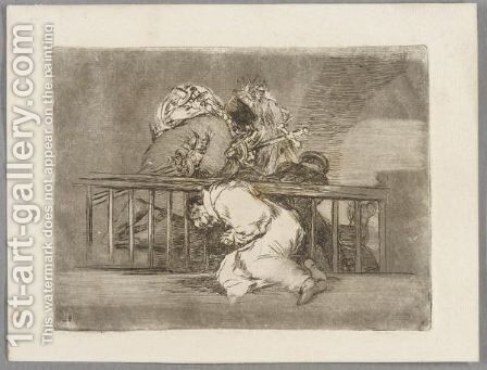 Asi Sucedio by Goya - Reproduction Oil Painting