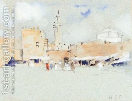 Algeria by Hercules Brabazon Brabazon - Reproduction Oil Painting