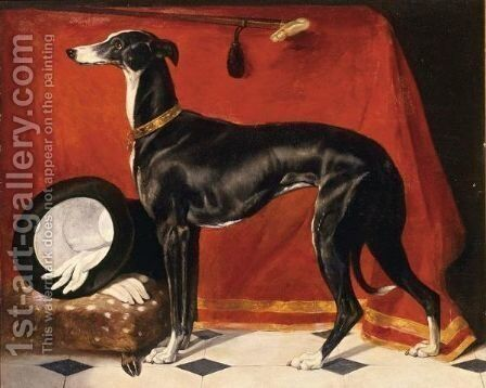 Eos by (after) Landseer, Sir Edwin - Reproduction Oil Painting
