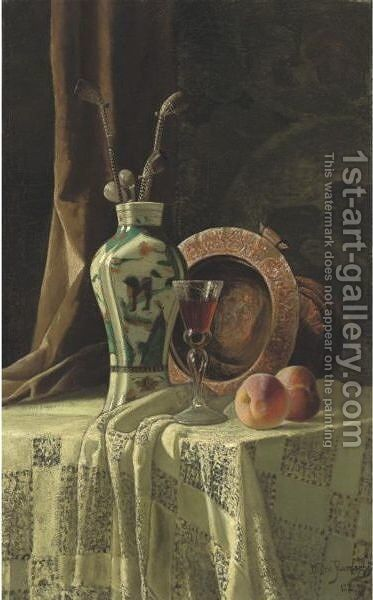 Still Life by Milne Ramsey - Reproduction Oil Painting