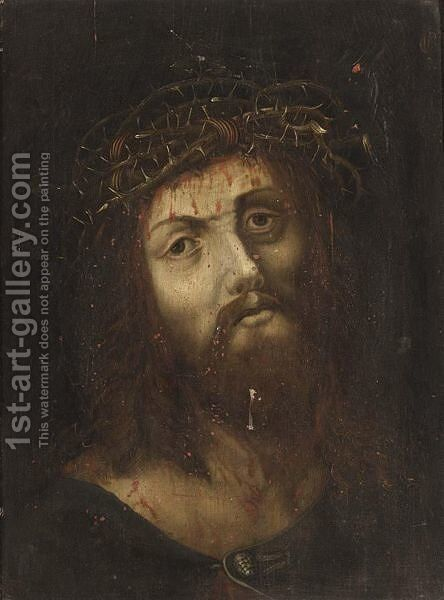 Ecce Homo by (after) Durer or Duerer, Albrecht - Reproduction Oil Painting