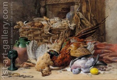 A Good Day's Sport by James Hardy Jnr - Reproduction Oil Painting